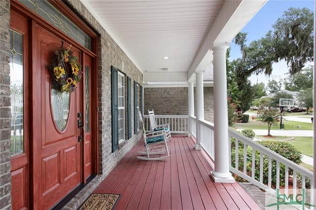181 Rice Mill Drive, Savannah, GA 31419 (MLS #219563) :: McIntosh Realty Team