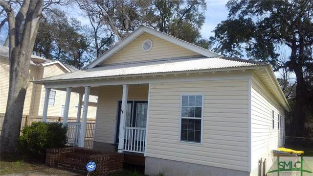 2810 Whatley Avenue, Savannah, GA 31404 (MLS #219565) :: Heather Murphy Real Estate Group