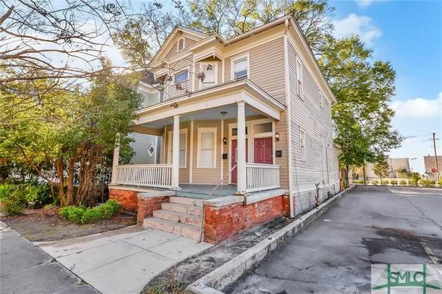 11 & 13 E 39th Street, Savannah, GA 31401 (MLS #219574) :: The Arlow Real Estate Group