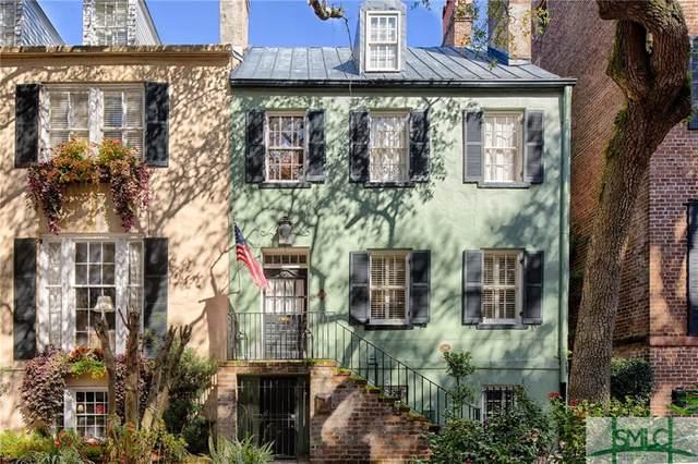 18 E Jones Street, Savannah, GA 31401 (MLS #219588) :: Heather Murphy Real Estate Group