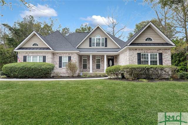 71 Chastain Circle, Richmond Hill, GA 31324 (MLS #219593) :: The Arlow Real Estate Group