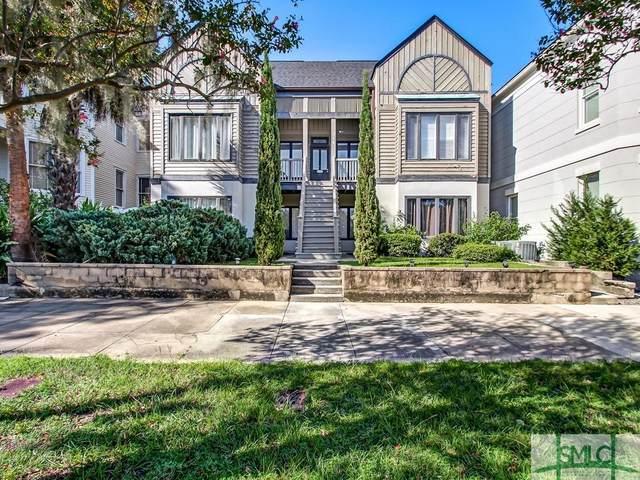 312 E Hall Street B, Savannah, GA 31401 (MLS #219600) :: Heather Murphy Real Estate Group