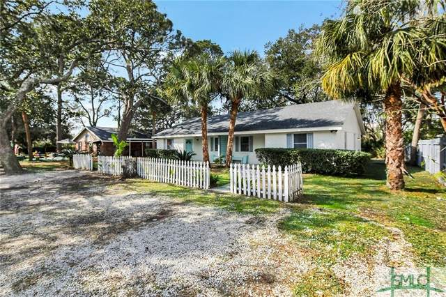 209 Miller Avenue A, Tybee Island, GA 31328 (MLS #219618) :: RE/MAX All American Realty