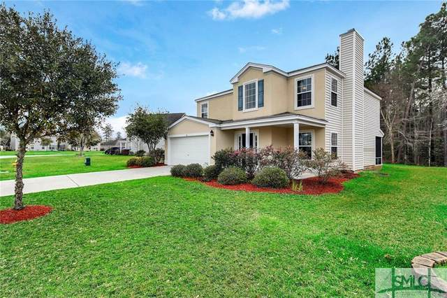 181 Old Pond Circle, Pooler, GA 31322 (MLS #219622) :: Coastal Homes of Georgia, LLC