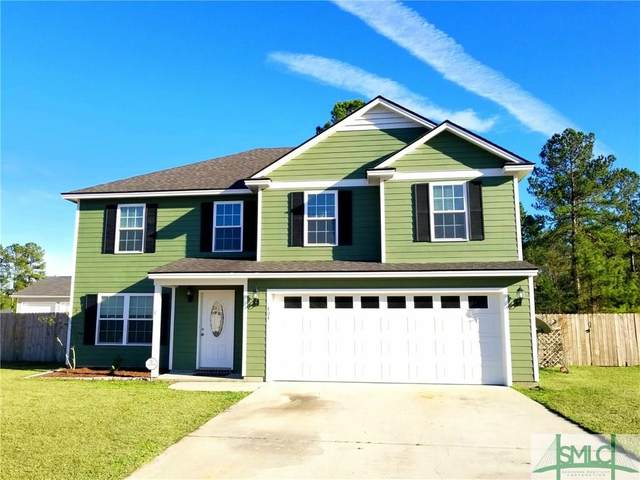 404 Coleman Pass, Ludowici, GA 31316 (MLS #219626) :: The Arlow Real Estate Group
