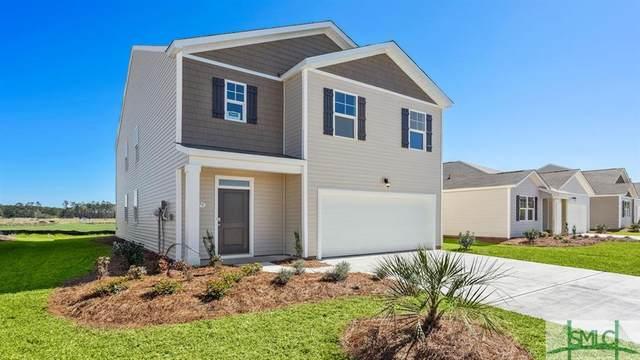 112 Troupe Drive, Pooler, GA 31322 (MLS #219631) :: Heather Murphy Real Estate Group