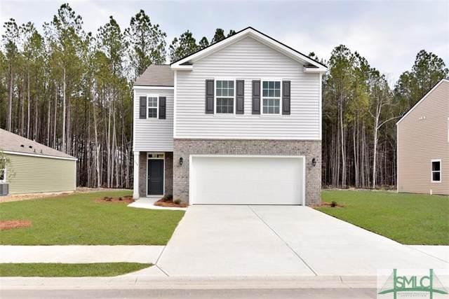 108 Troupe Drive, Pooler, GA 31407 (MLS #219637) :: Heather Murphy Real Estate Group