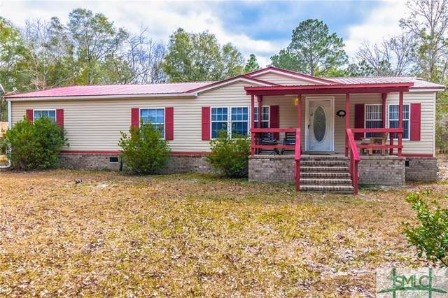 2301 Old Augusta Road, Clyo, GA 31303 (MLS #219651) :: The Sheila Doney Team