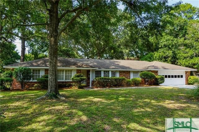 112 Montague Road, Savannah, GA 31410 (MLS #219652) :: Bocook Realty