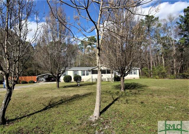 600 Pleasant Hill Church Road, Ellabell, GA 31308 (MLS #219676) :: Coastal Homes of Georgia, LLC