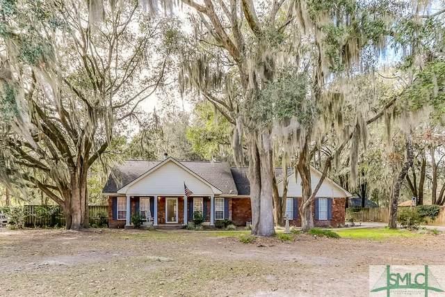 124 Daytona Drive, Bloomingdale, GA 31302 (MLS #219680) :: The Arlow Real Estate Group