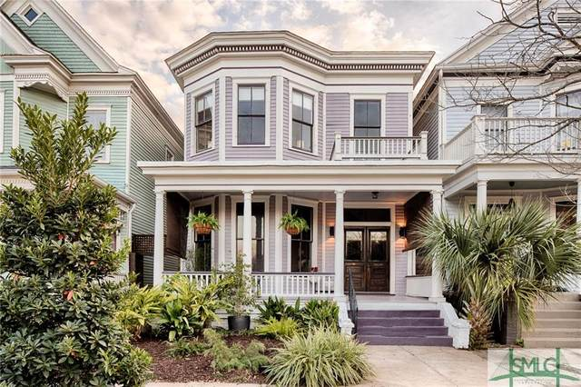 115 E 36th Street, Savannah, GA 31401 (MLS #219691) :: Bocook Realty