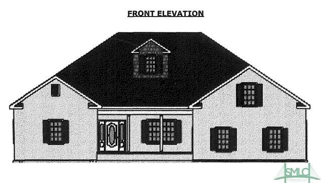 105 Piedmont Circle, Rincon, GA 31326 (MLS #219694) :: Bocook Realty