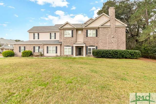 2302 River Oaks Drive, Richmond Hill, GA 31324 (MLS #219698) :: Bocook Realty