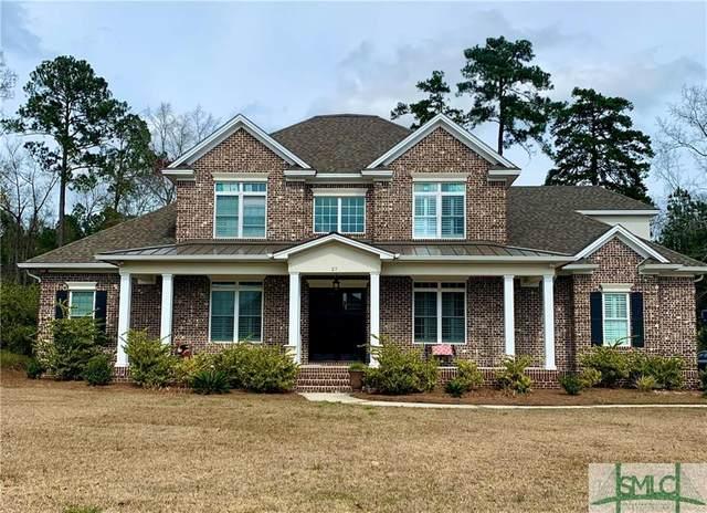 27 Crestwood Drive, Savannah, GA 31405 (MLS #219701) :: McIntosh Realty Team