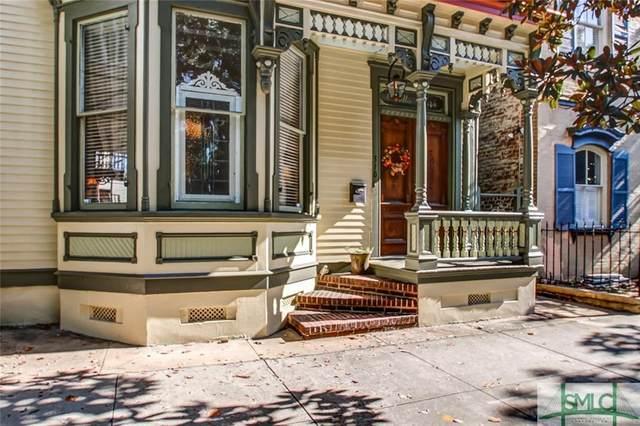 310 E Liberty Street, Savannah, GA 31401 (MLS #219703) :: Heather Murphy Real Estate Group