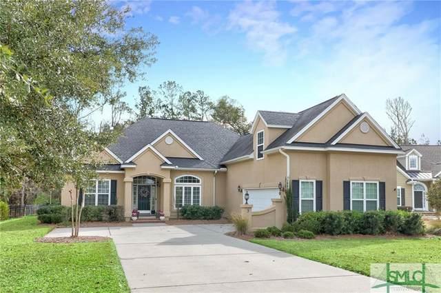 3 Trail Creek Court, Savannah, GA 31405 (MLS #219734) :: McIntosh Realty Team