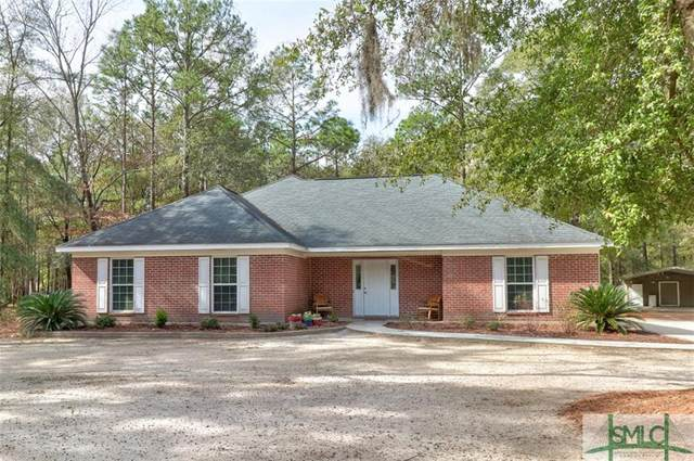 204 Boone Road, Guyton, GA 31312 (MLS #219744) :: The Arlow Real Estate Group