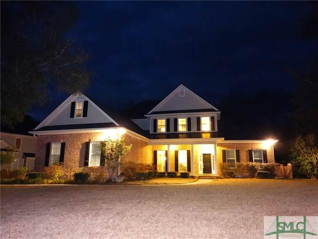 815 Chastain Circle, Richmond Hill, GA 31324 (MLS #219756) :: Teresa Cowart Team