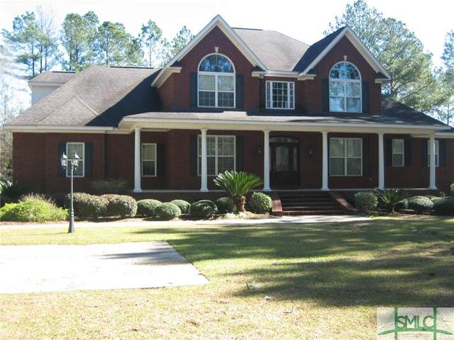 1627 Stanford Drive, Statesboro, GA 30461 (MLS #219772) :: The Arlow Real Estate Group