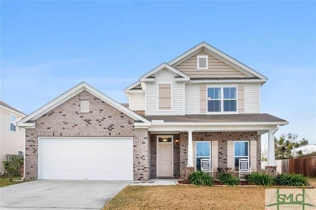 13 Telford Street, Savannah, GA 31407 (MLS #219774) :: Heather Murphy Real Estate Group
