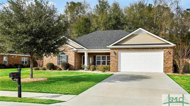 141 Cobbleton Drive, Rincon, GA 31326 (MLS #219788) :: Bocook Realty