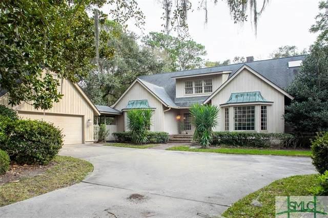 228 Yam Gandy Road, Savannah, GA 31411 (MLS #219791) :: Bocook Realty