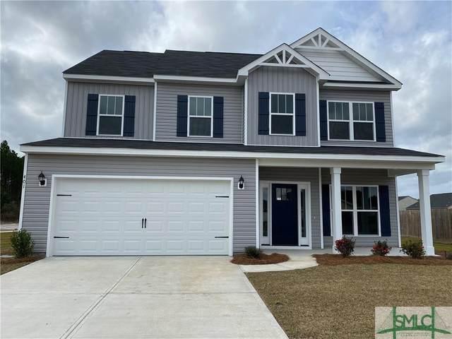 401 Pine Top Road, Guyton, GA 31312 (MLS #219801) :: Bocook Realty