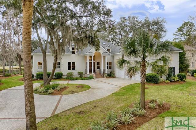 5 Palm Glade Court, Savannah, GA 31411 (MLS #219806) :: Barker Team | RE/MAX Savannah