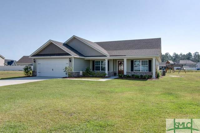 105 Tullamore Court, Guyton, GA 31312 (MLS #219809) :: The Arlow Real Estate Group
