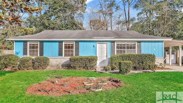 142 Walz Circle, Savannah, GA 31404 (MLS #219811) :: Bocook Realty