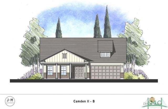 62 Mettler Loop, Richmond Hill, GA 31324 (MLS #219812) :: The Arlow Real Estate Group