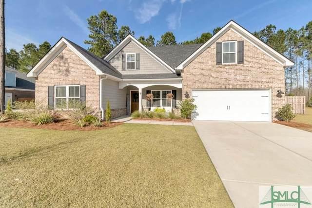 141 Timberland Circle, Richmond Hill, GA 31324 (MLS #219817) :: The Arlow Real Estate Group