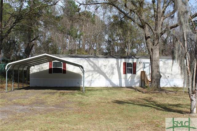 234 Waycross Road, Savannah, GA 31419 (MLS #219818) :: Teresa Cowart Team