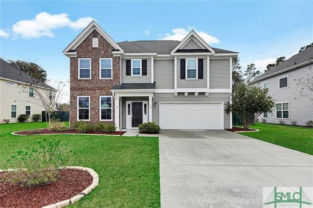 202 Gandy, Richmond Hill, GA 31324 (MLS #219819) :: Keller Williams Realty-CAP