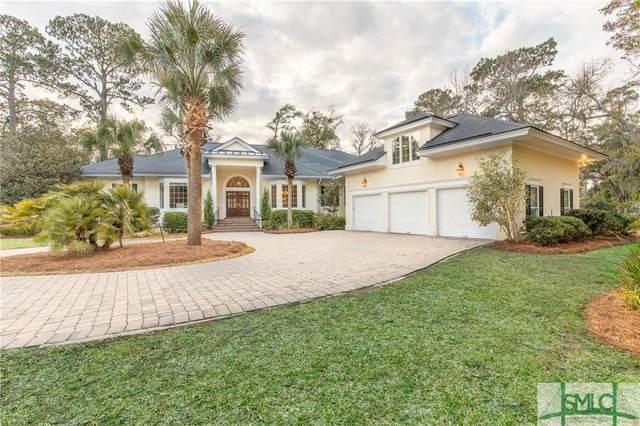 48 Shellwind Drive, Savannah, GA 31411 (MLS #219836) :: Bocook Realty