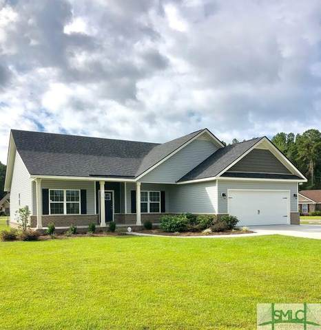 103 Hunters Chase Drive Drive, Guyton, GA 31312 (MLS #219840) :: Bocook Realty