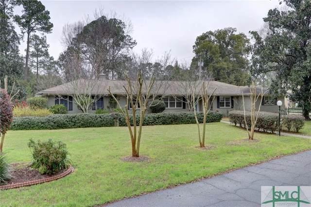 1202 Althea Parkway, Savannah, GA 31406 (MLS #219863) :: Bocook Realty