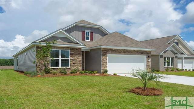 105 Old Wood Drive, Pooler, GA 31322 (MLS #219865) :: Heather Murphy Real Estate Group