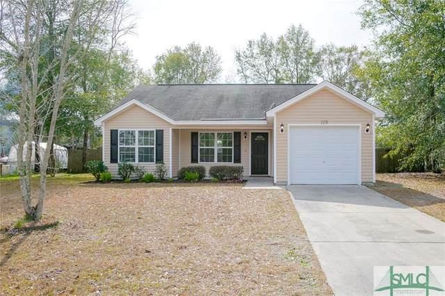 118 Knotty Pine Circle, Springfield, GA 31329 (MLS #219866) :: Bocook Realty