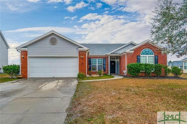 177 Brickhill Circle, Savannah, GA 31407 (MLS #219869) :: Teresa Cowart Team