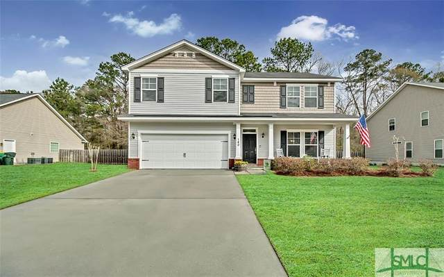 140 Magnolia Drive, Pooler, GA 31322 (MLS #219871) :: The Arlow Real Estate Group