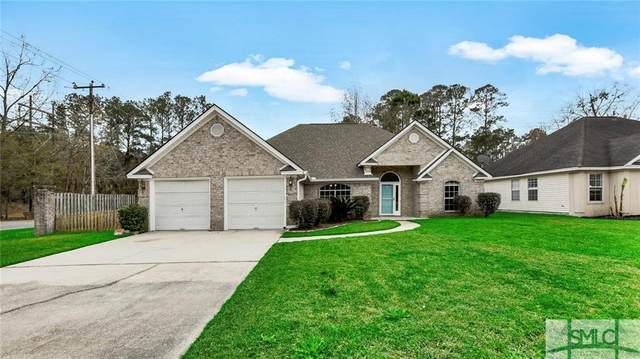 101 Laurens Lane, Savannah, GA 31419 (MLS #219882) :: Heather Murphy Real Estate Group