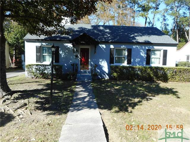 1726 Holly Avenue, Savannah, GA 31404 (MLS #219891) :: The Arlow Real Estate Group