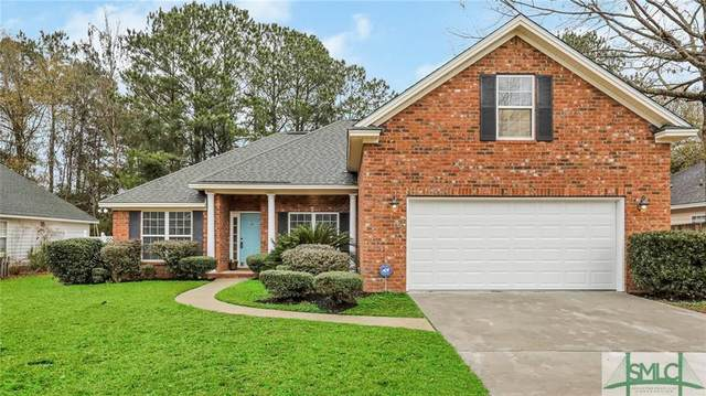 24 Dunnoman Drive, Savannah, GA 31419 (MLS #219896) :: Heather Murphy Real Estate Group