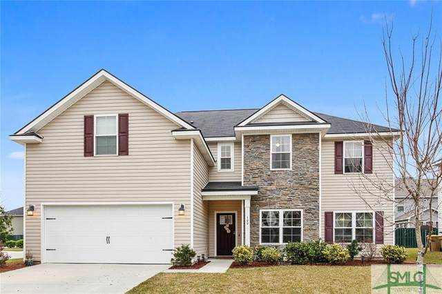 100 Gentry Way, Richmond Hill, GA 31324 (MLS #219899) :: Keller Williams Realty-CAP
