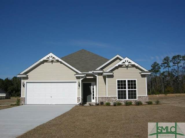 22 Julliard Court, Savannah, GA 31419 (MLS #219905) :: Heather Murphy Real Estate Group