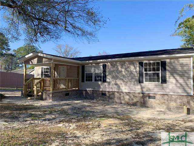 80 Pine Ridge Court, Ellabell, GA 31308 (MLS #219912) :: Robin Lance Realty