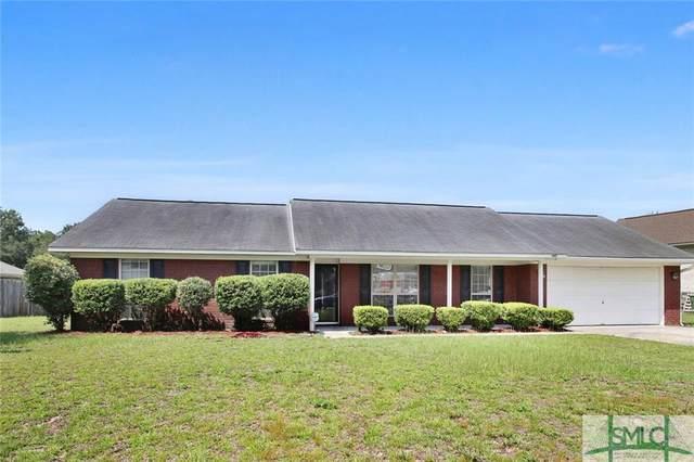 440 Lancaster Loop, Hinesville, GA 31313 (MLS #219923) :: The Arlow Real Estate Group