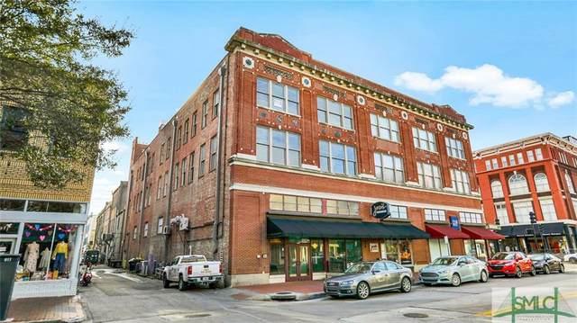 50 Barnard Street #304, Savannah, GA 31401 (MLS #219937) :: Heather Murphy Real Estate Group